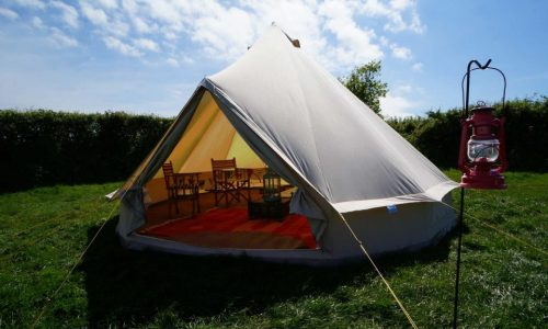 bell-tent-glamping-exterior